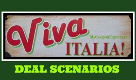 Publix Viva Italia Deal Ideas!!
