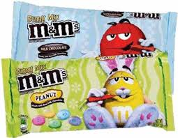 M&M easter