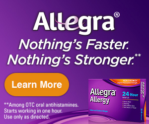 FREE Sample of Allerga Allergy