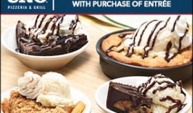 FREE Mini-Dessert with Purchase at UNO Pizzeria & Grill