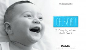 New Coupon Booklet: Publix Oh, Baby!