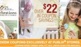 New Family Celebrations Coupon Booklet + Printables!!
