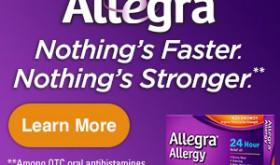 FREE Sample of Allegra Allergy
