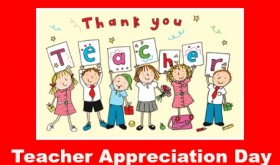 Teacher Appreciation Day FREEBIES!!