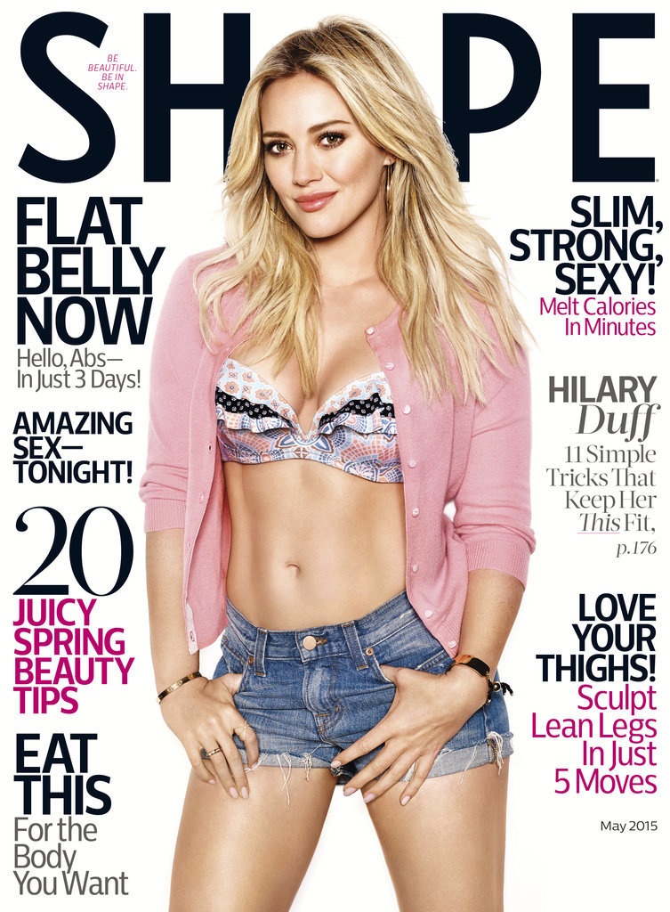 FREE 1 Year Subscription to Shape Magazine