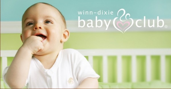 winn dixie baby club