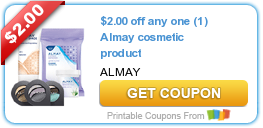 photograph about Printable Cosmetic Coupons named Warm Contemporary Printable Coupon: $2.00 off any one particular (1) Almay