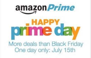 HUGE Bigger than Black Friday Deals on Amazon July 15th!  Check this out!!
