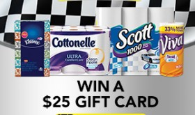 Paper Products Dollar General Coupon + $25 Dollar General Gift Card Giveaway