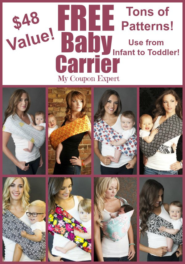 free baby carrier