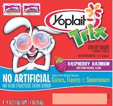 Publix Hot Deal Alert Trix Or Yoplait Yogurt Only 63 Starting 8 8