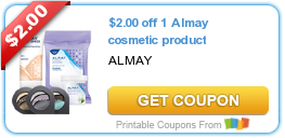 graphic regarding Almay Coupon Printable called Warm Fresh new Printable Coupon: $2.00 off 1 Almay beauty solution ·