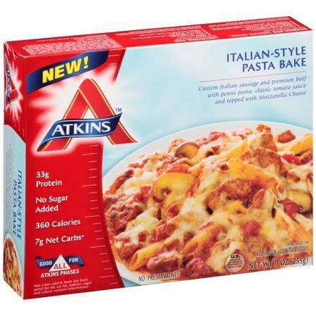 Atkins dinners coupons
