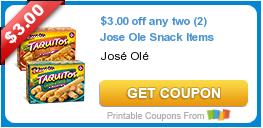 jose old printable coupon