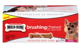 Publix Hot Deal Alert! Milk Bone Brushing Chews $.45 each thru 10/7!!