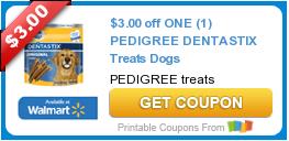 pedigree dentastix coupons printable