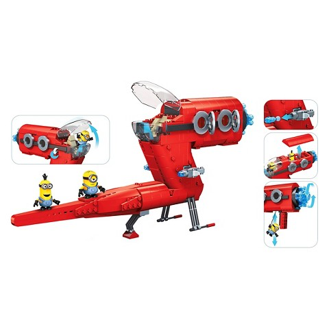 Target 50% off Toy Deal for 11/30 – Minions Supervillain Toy Jet Only $17.49