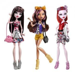Monster High Boo York Frightseers