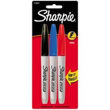 sharpie 3 pac