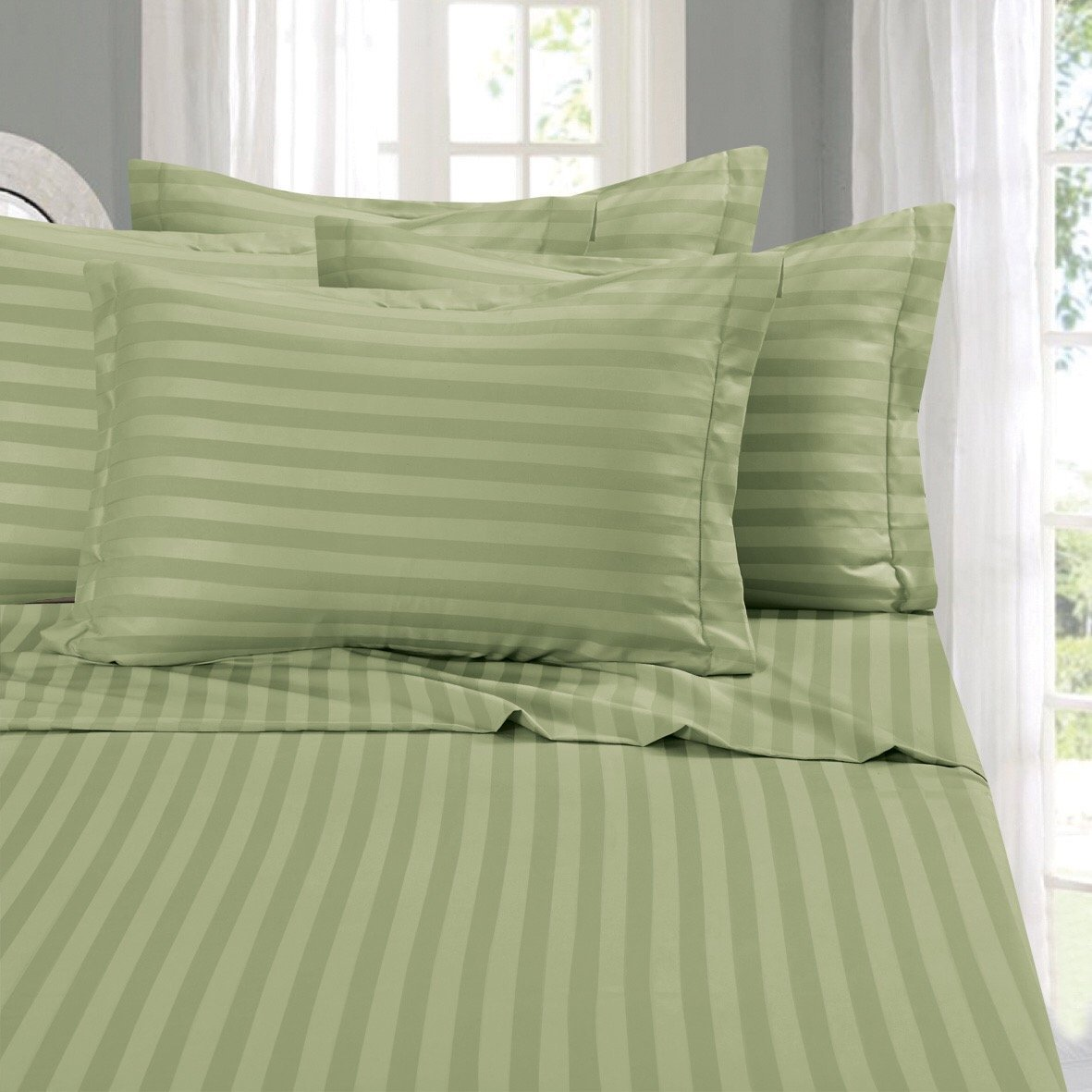 HOT Amazon Deal: 1500 Thread Count Egyptian Luxurious Sheet Set Only $22.99 – 81% Savings