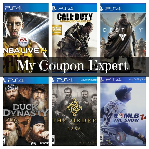 10 HOT Amazon Deals on PlayStation 4 Games – Up to 75% Off!!