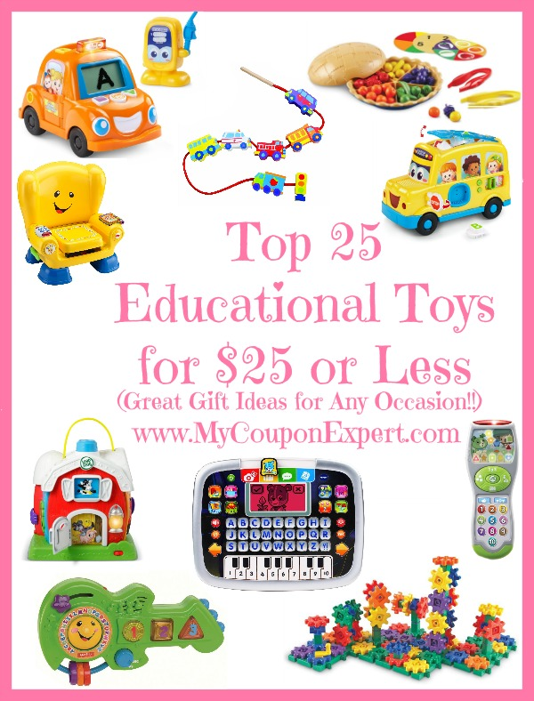 Great Educational Toys : Holiday deals archives my coupon expert