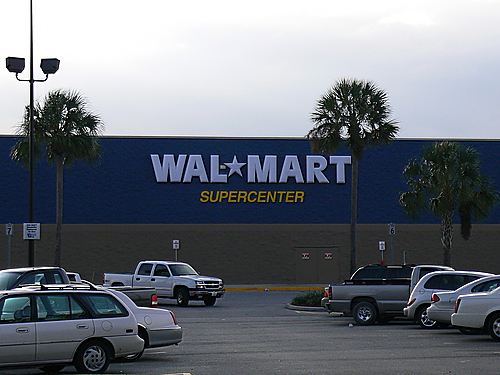 walmart in the villages