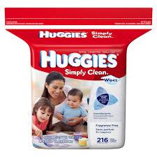 huggies wipes 216 ct