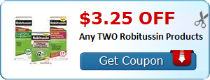 robitussin printable coupon