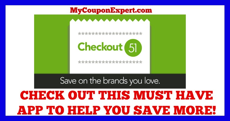 Check This Out & Download this App TODAY! Checkout 51 Helps You Save MORE!!