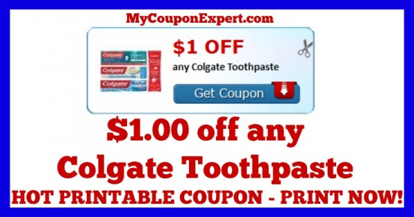 image regarding Colgate Printable Coupons called Examine This Coupon Out Print By now! $1.00 off any Colgate