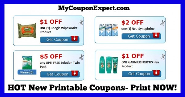 picture about Garnier Printable Coupons known as Verify People Out!! Sizzling Contemporary Printable Discount codes: Boogie Wipes