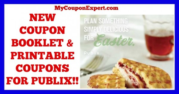 Plan Something Delicious for Easter Publix Coupon Booklet