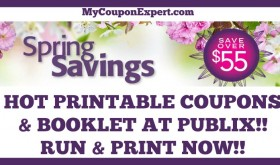Check These Out & Print Now! New Spring Savings Coupon Booklet + Printables As Well!!