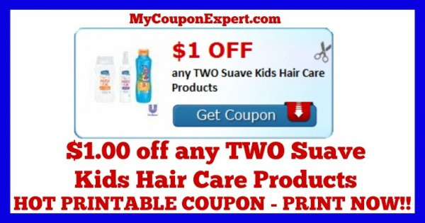 graphic relating to Suave Printable Coupons named Examine This Coupon Out Print By now!! $1.00 off any 2 Clever