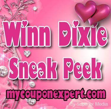 Winn Dixie SNEAK PEEK June 7th – 13th!!