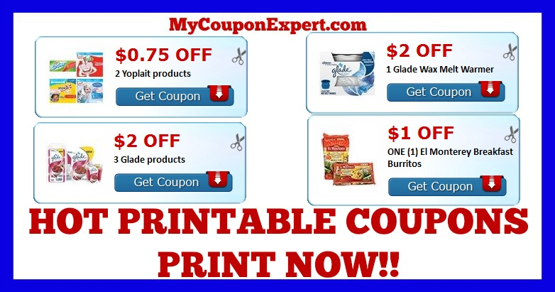 picture relating to Yoplait Printable Coupon referred to as Examine These kinds of Coupon codes Out Print By now!! Glade, Yoplait, Angel