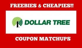 Dollar Tree FREEBIES & CHEAPIES!!  July 24th – July 30th!!