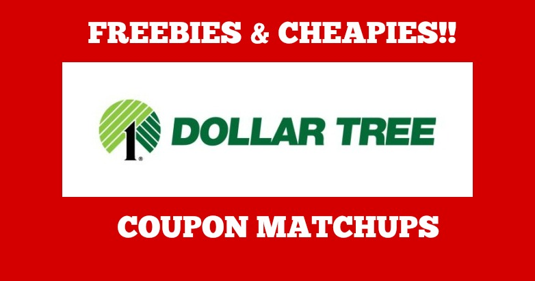 Dollar Tree FREEBIES & CHEAPIES!!  July 24th – July 30th!!