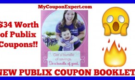 Check This Out!! New Get a Bundle of Savings. Do a Bundle of Good. Publix Coupon Booklet