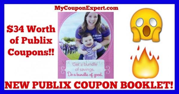 Get a Bundle of Savings Do a Bundle of Good New Publix Coupon Booklet