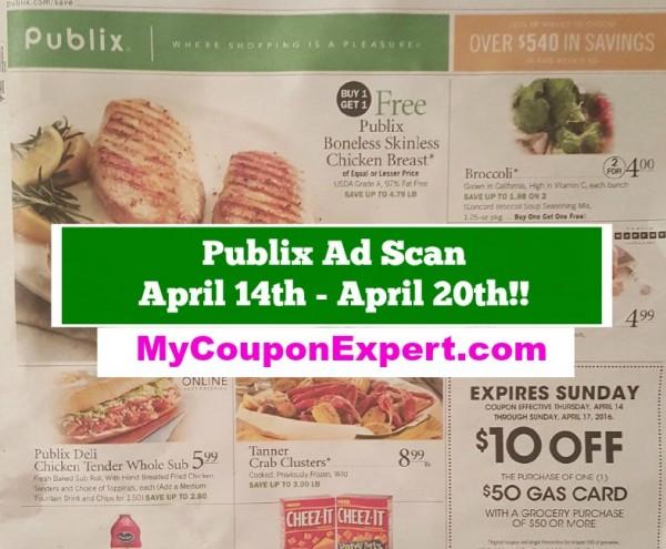 Publix Ad Scan Title 41416