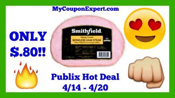 Smithfield Ham Publix Deal