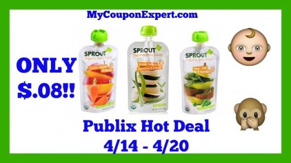 Sprout Publix Deal