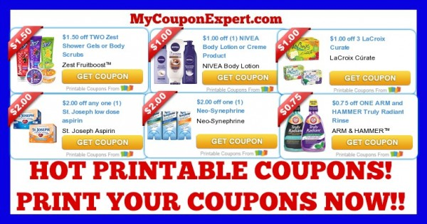 photo regarding Nivea Printable Coupons called Keep track of This Very hot Discount coupons Out Print At this time! Zest, Nivea, Aged