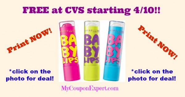 baby lips cvs