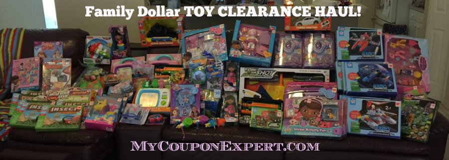 Family Dollar Toys : Family dollar toy clearance haul have you gone yet