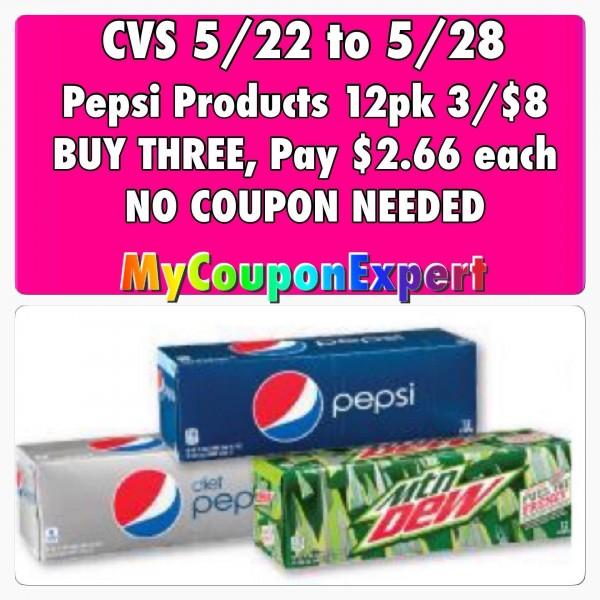 Pepsi coupons may 2019