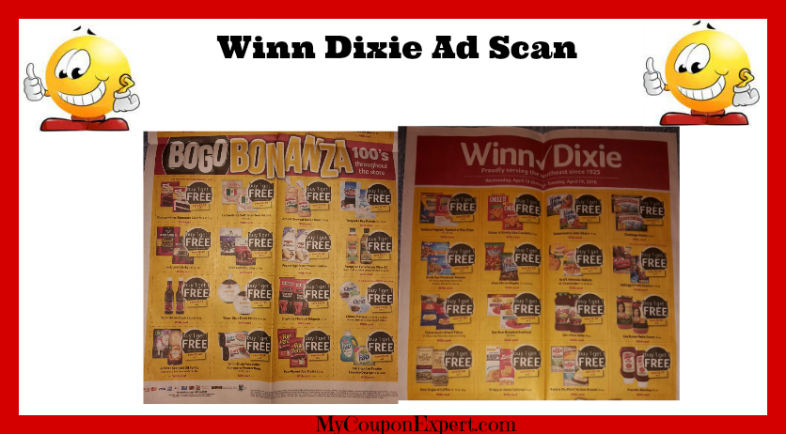 Winn Dixie AD SCAN June 28th – July 4th!