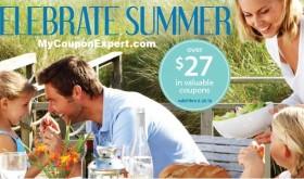Publix Celebrate Summer Booklet!  PRINTABLE TOO!!